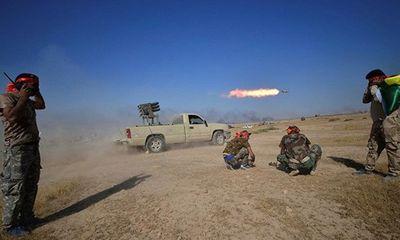 Một máy bay không người lái bị bắn hạ khi đang tìm cách tấn công quân đội Iraq
