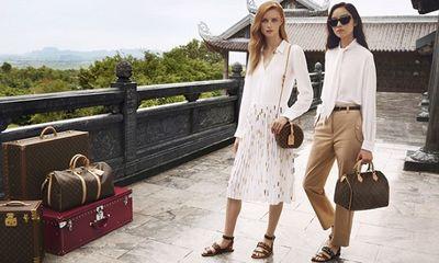 Louis Vuitton chọn Hội An, Hạ Long, Ninh Bình để quảng cáo