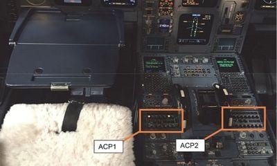 Máy bay Đức chở 326 người phải quay đầu vì cơ trưởng làm đổ cà phê