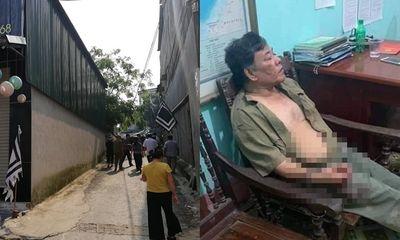 Vụ anh chém 3 người nhà em gái thương vong ở Thái Nguyên: Nghi can có thể bị tử hình