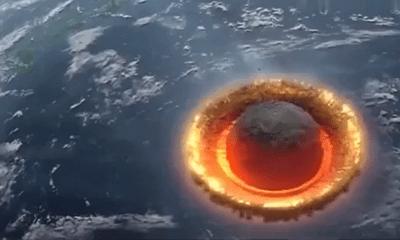 Video: Chuyện gì sẽ xảy ra khi một tiểu hành tinh lao vào Trái Đất?
