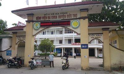 Vụ trẻ sơ sinh tử vong có vết khâu trên cổ ở Hà Tĩnh: Kỷ luật các bác sỹ, hộ sinh liên quan