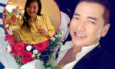 Dù đã ly hôn, Quang Minh vẫn không quên làm điều này trong ngày sinh nhật Hồng Đào