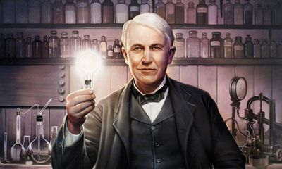 Thomas Edison: Từ cậu bé chỉ đi học 3 tháng đến thiên tài vĩ đại nhất mọi thời đại