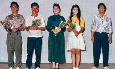 Tin tức giải trí mới nhất ngày 28/9: Bức ảnh ấn tượng nhất trong ngày Việt Trinh chụp chung cùng Lý Hùng 30 năm trước