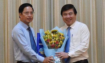 Bổ nhiệm ông Đặng Minh Đạt giữ chức Chánh Thanh tra TP.HCM