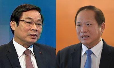 Đề nghị khai trừ Đảng ông Nguyễn Bắc Son và ông Trương Minh Tuấn