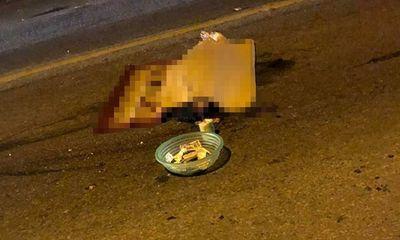 Nam Định: Băng qua đường hai bà cháu bị xe khách đâm tử vong
