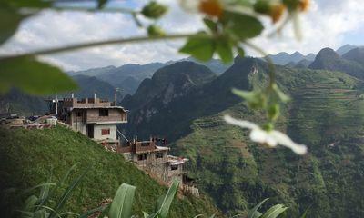 Công trình 7 tầng đồ sộ trên đèo Mã Pì Lèng được xây dựng từ bao giờ?