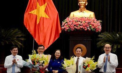 Chân dung 2 ủy viên mới của UBND TP. HCM
