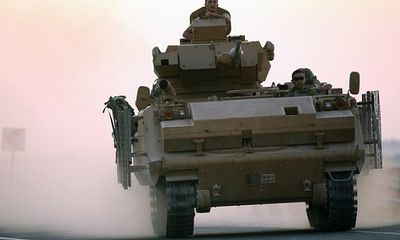 Thổ Nhĩ Kỳ dùng hỏa lực, điều không quân tấn công Bắc Syria