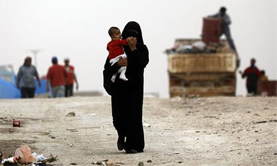 Gần 800 tù binh IS vượt ngục ở Syria