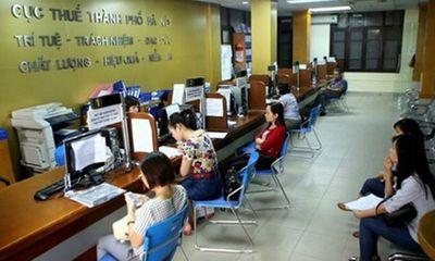 Cục Thuế Hà Nội: Ngân sách thấp hơn bình quân do khoản thu từ đất giảm mạnh
