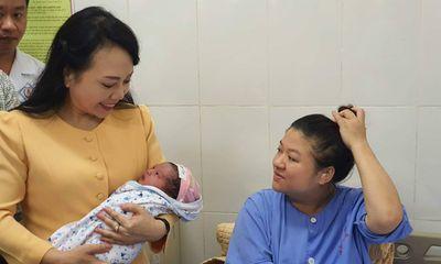 Chuyến công tác cuối cùng của bà Nguyễn Thị Kim Tiến trên cương vị Bộ trưởng