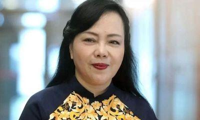 Bộ trưởng Y tế Nguyễn Thị Kim Tiến được xem xét miễn nhiệm vì đến tuổi nghỉ hưu