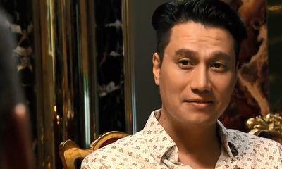 Cận cảnh gương mặt khác lạ của diễn viên Việt Anh trong phim mới