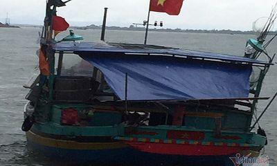 Tìm thấy thi thể ngư dân Hà Tĩnh rơi xuống biển mất tích tại Quảng Bình