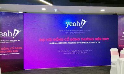 Tập đoàn Yeah1: Quý thứ 2 liên tiếp lỗ trên 128 tỷ đồng