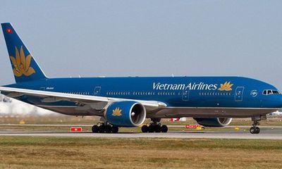 Máy bay Vietnam Airlines bị ống lồng va quệt tại sân bay Nga, trễ lịch cất cánh dự kiến