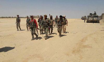 Quân đội Syria triển khai hàng loạt căn cứ quân sự dọc biên giới giáp Thổ Nhĩ Kỳ