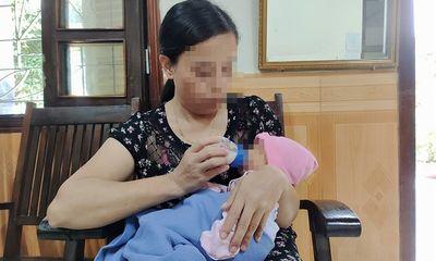 Nghệ An: Bé gái 2 ngày tuổi bị bỏ rơi trước cổng làng trẻ em SOS cùng bức tâm thư