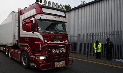Xác định nguyên nhân ban đầu khiến 39 người thiệt mạng trên chiếc container tại Anh