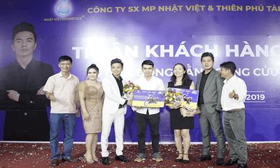 Công ty Thiên Phú Tài tri ân 1600 khách hàng 13 tỉnh Đồng bằng sông Cửu Long và khách mời trên toàn quốc về tham dự