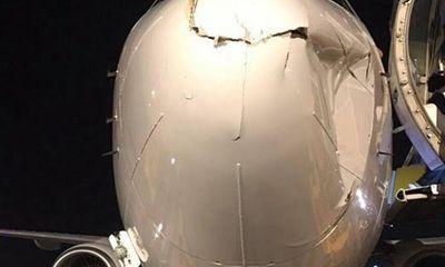 Vụ hai máy bay bị móp mũi: Bộ GTVT vẫn chưa tìm ra nguyên nhân