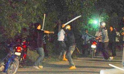 Tây Ninh: Nhóm thiếu niên