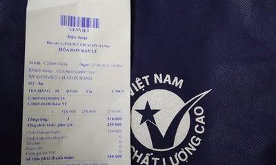 Cần làm rõ việc Genviet bán hàng không xuất hóa đơn VAT