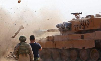Đụng độ dữ dội với Thổ Nhĩ Kỳ tại biên giới, 6 binh sỹ Syria thiệt mạng