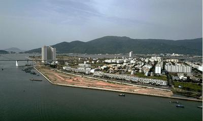 Quốc Cường Gia Lai muốn bán 25% vốn ở Bến du thuyền Đà Nẵng