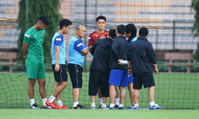 Tin tức thể thao mới nóng nhất ngày 30/10/2019: HLV Park Hang-seo lo lắng về SEA Games 30