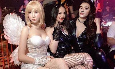 Dàn sao Việt cosplay muôn hình muôn vẻ hưởng ứng Halloween 2019