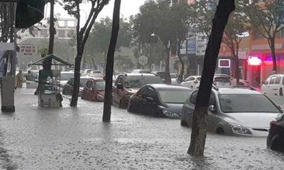 Bão số 5 vừa tan, Bình Định lại sắp đón mưa lũ