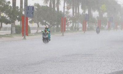 Tin tức dự báo thời tiết mới nhất hôm nay 31/10/2019: Trung bộ và Tây Nguyên nhiều nơi mưa to