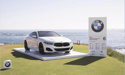 Trở thành người Việt Nam đầu tiên tham gia giải golf BMW toàn cầu
