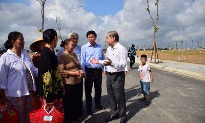 Cuộc di dân lịch sử ở Huế: Người dân mừng rơi nước mắt khi tham quan khu đất dành cho nơi ở mới
