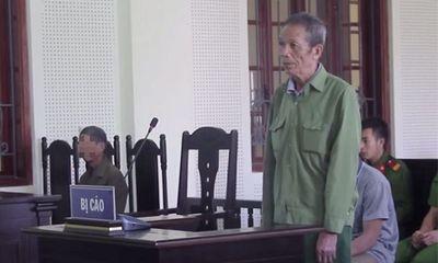 Nghẹn đắng phiên tòa xét xử người cha chém con trai vì hỗn xược