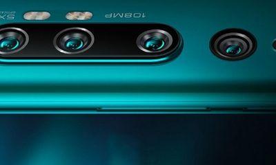 Tin tức công nghệ mới nóng nhất hôm nay 1/11: Smartphone với camera