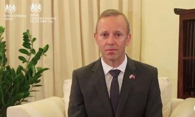 Thông điệp của Đại sứ Anh ở Việt Nam về vụ 39 người tử vong trên container