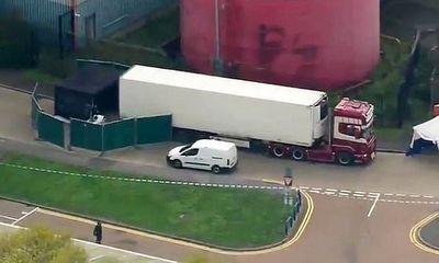 Vụ 39 người tử vong trong container ở Anh: Dữ liệu hành trình GPS lộ thông tin bất ngờ