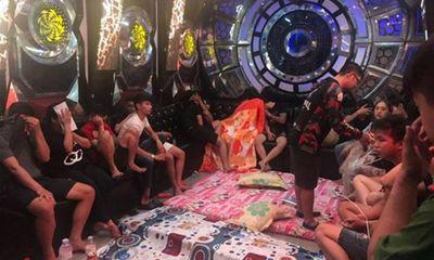 Biên Hòa: Phát hiện 50 đối tượng dương tính ma túy trong quán karaoke