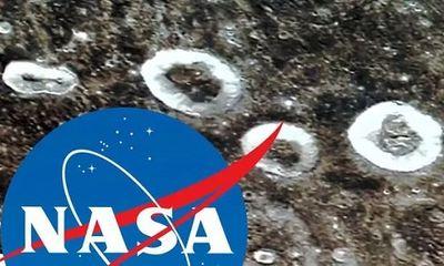 NASA tiếp tục bị tố che giấu 'căn cứ ngoài hành tinh' trên Mặt trăng khỏi công chúng