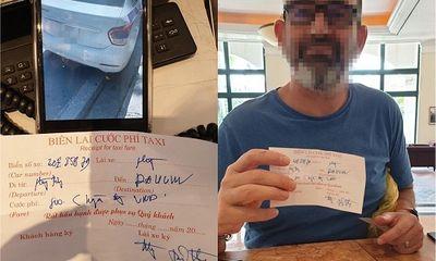 Taxi Thanh Nga nói gì về vụ tài xế bị tố