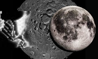 Thợ săn UFO phát hiện 'thành phố ngoài hành tinh' trong bức ảnh của NASA