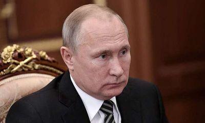 Tổng thống Putin bất ngờ sa thải hàng loạt tướng lĩnh cấp cao