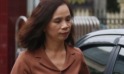 Vụ gian lận điểm thi ở Hà Giang: Bà Triệu Thị Chính kháng cáo