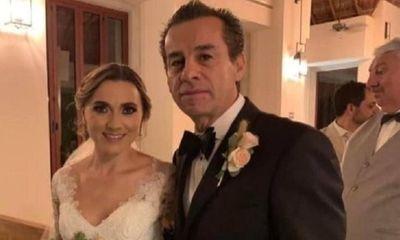 Cựu thị trưởng Mexico tái hôn sau khi con trai qua đời: Hé lộ danh tính bất ngờ của cô dâu