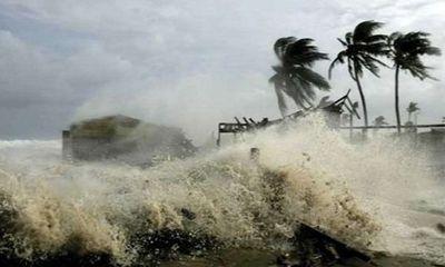 Ngày mai 9/11, bão số 6 giật cấp 12 hướng vào đất liền